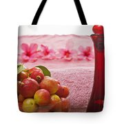 Spa Elements Tote Bag