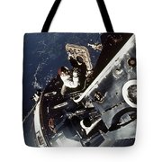 Space: Apollo 9 Tote Bag