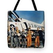 Space: Astronauts, C1961 Tote Bag