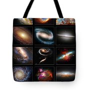 Space Beauties Tote Bag