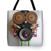 Space Bug Tote Bag by Jen Hardwick