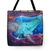 Space Dream Tote Bag
