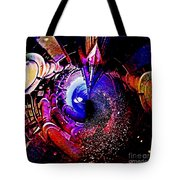 Space In Another Dimension Tote Bag