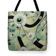 Space Junk Tote Bag