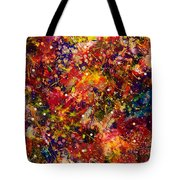 Space Junk Tote Bag