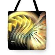 Space Mollusk Tote Bag