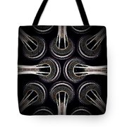 Space Needle Complex Tote Bag