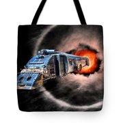 Space Pirates Tote Bag