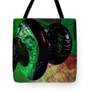Space Reflections Tote Bag