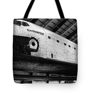 Space Shuttle Endeavour 2 Tote Bag