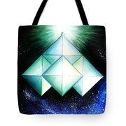 Space Shuttle Of Alien Civilization. High-speed Tote Bag