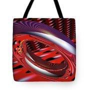 Space Trilogy Tote Bag