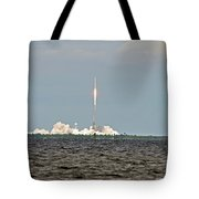 Space X  2 Tote Bag