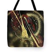 Space2 Tote Bag