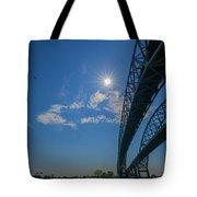 Spacious Skies Tote Bag
