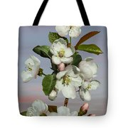 Spade's Apple Blossoms Tote Bag