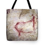 Spain: Cave Painting Tote Bag
