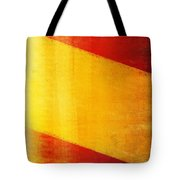 Spain Flag Tote Bag