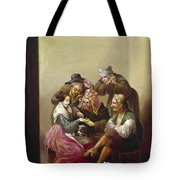 Spain: Palm-reading Tote Bag