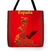 Spain Reed  Tote Bag