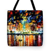 Spain San Antonio Tote Bag