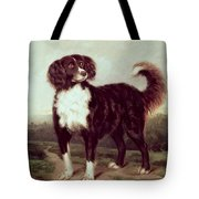 Spaniel Tote Bag by JW Morris