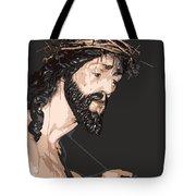 Spanish Christ Tote Bag