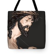 Spanish Christ Tote Bag