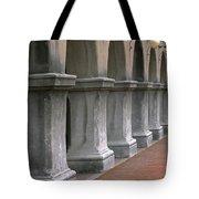 Spanish Columns Tote Bag