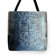 Spanish Crest 1764 Tote Bag
