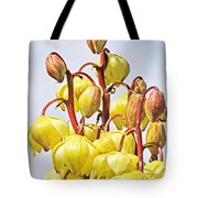 Spanish Dagger Tote Bag