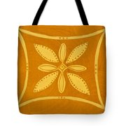 Spanish Gold Rectangle Tote Bag