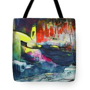 Spanish Harbour 01 Tote Bag