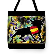Spanish Heart Tote Bag