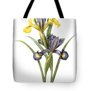 Spanish Iris Tote Bag