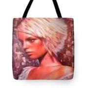 Spanish Lady  Tote Bag