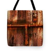 Spanish Latch Tote Bag