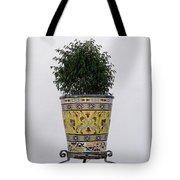 Spanish Planter Tote Bag