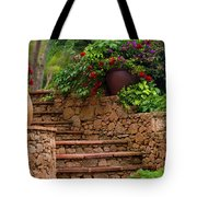 Spanish Retreat Tote Bag