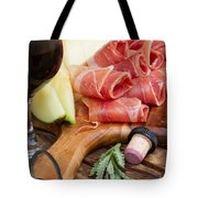 Spanish Tapas Tote Bag