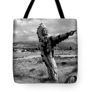 Spanish Valley Indian Tote Bag