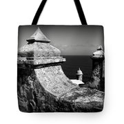 Spanish View Tote Bag
