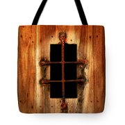 Spanish Window Detail Tote Bag