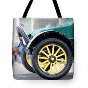 Spare Tire Tote Bag