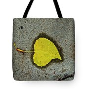 Spared Heart And Its All Yellow Tote Bag