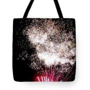 Sparkles Fireworks Tote Bag
