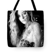 Sparkling Beauty Tote Bag
