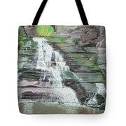 Sparkling Falls Tote Bag