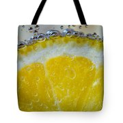 Sparkling Lemonade 2 Tote Bag