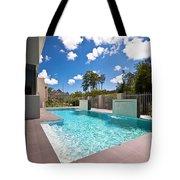 Sparkling New Pool Tote Bag